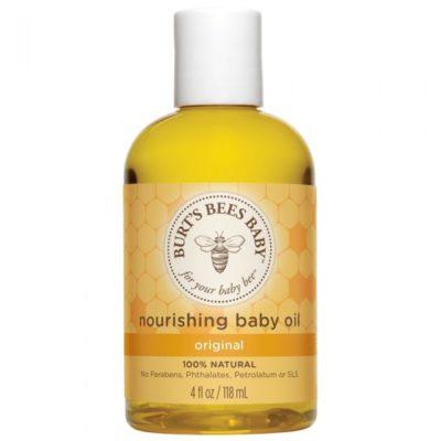 寶寶天然滋養按摩油